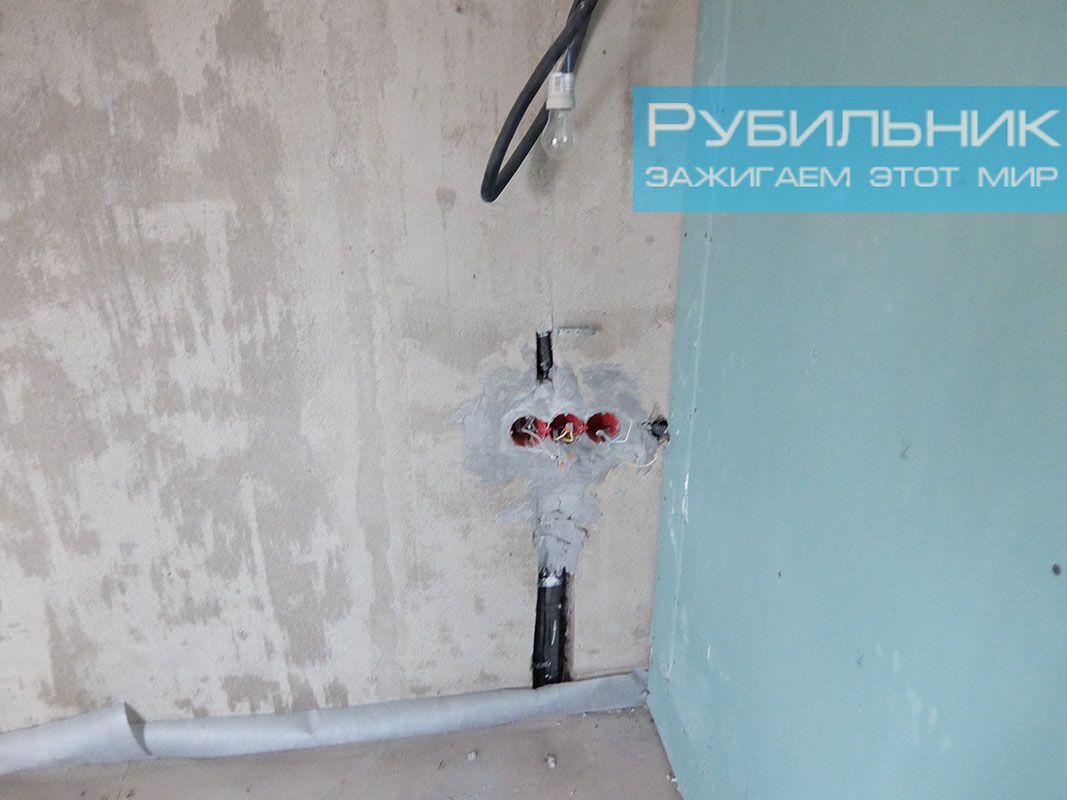 Провода для проводки в доме и квартире